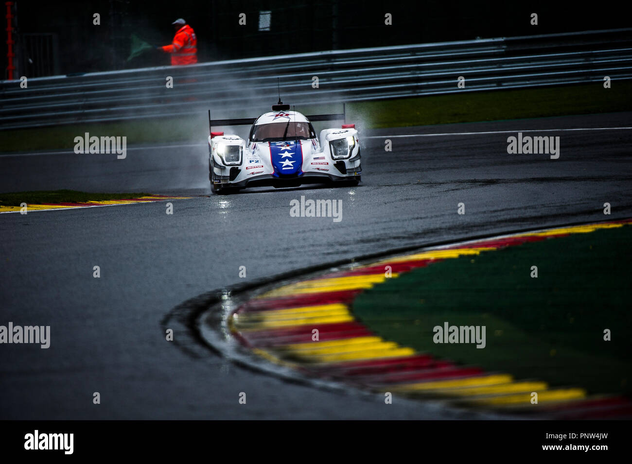 ELMS 2018 SPA FRANCORCHAMPS Stock Photo