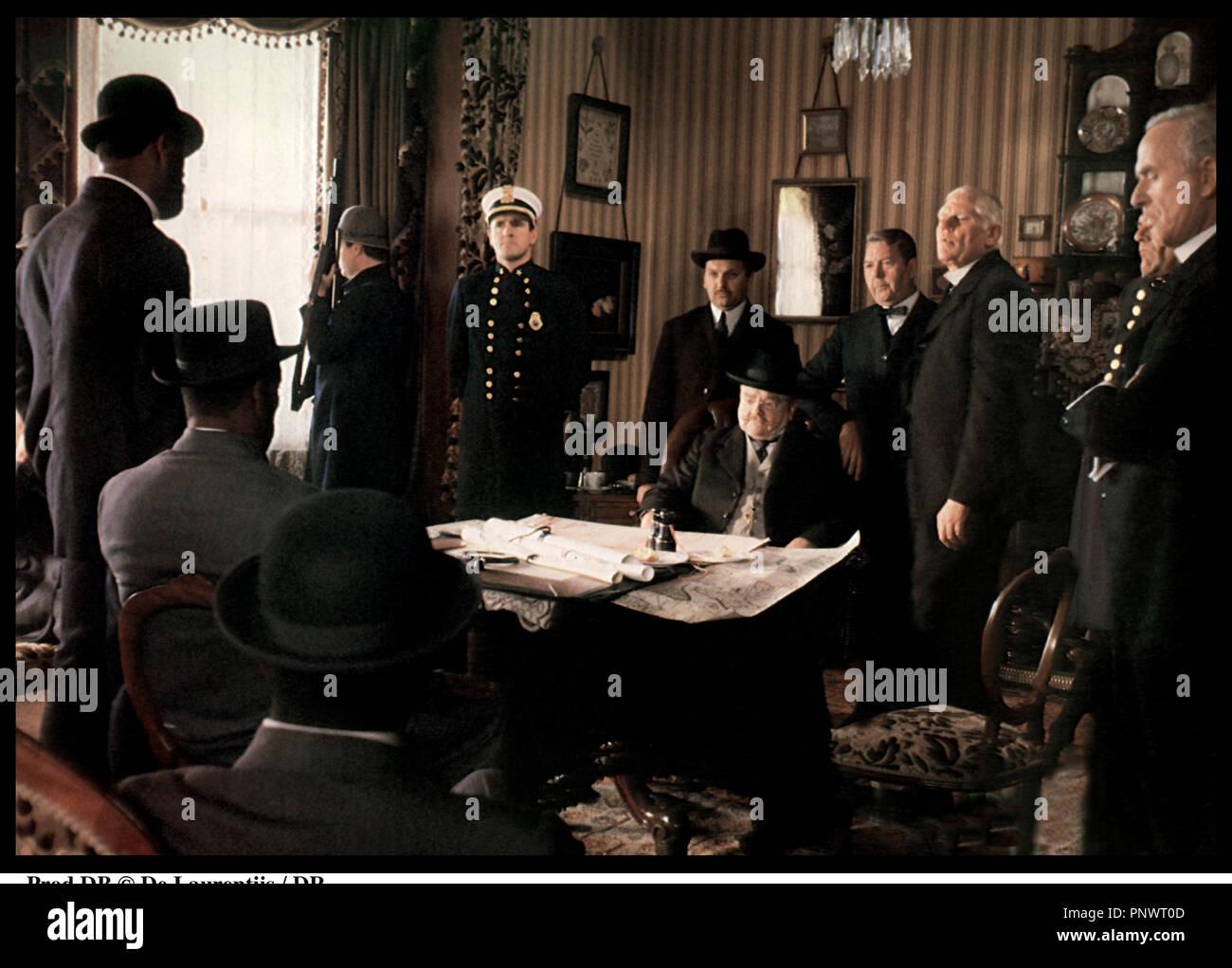 Prod DB © De Laurentiis / DR RAGTIME (RAGTIME) de Milos Forman 1981 USA avec James Cagney 10's, prŽfet de police - Stock Image