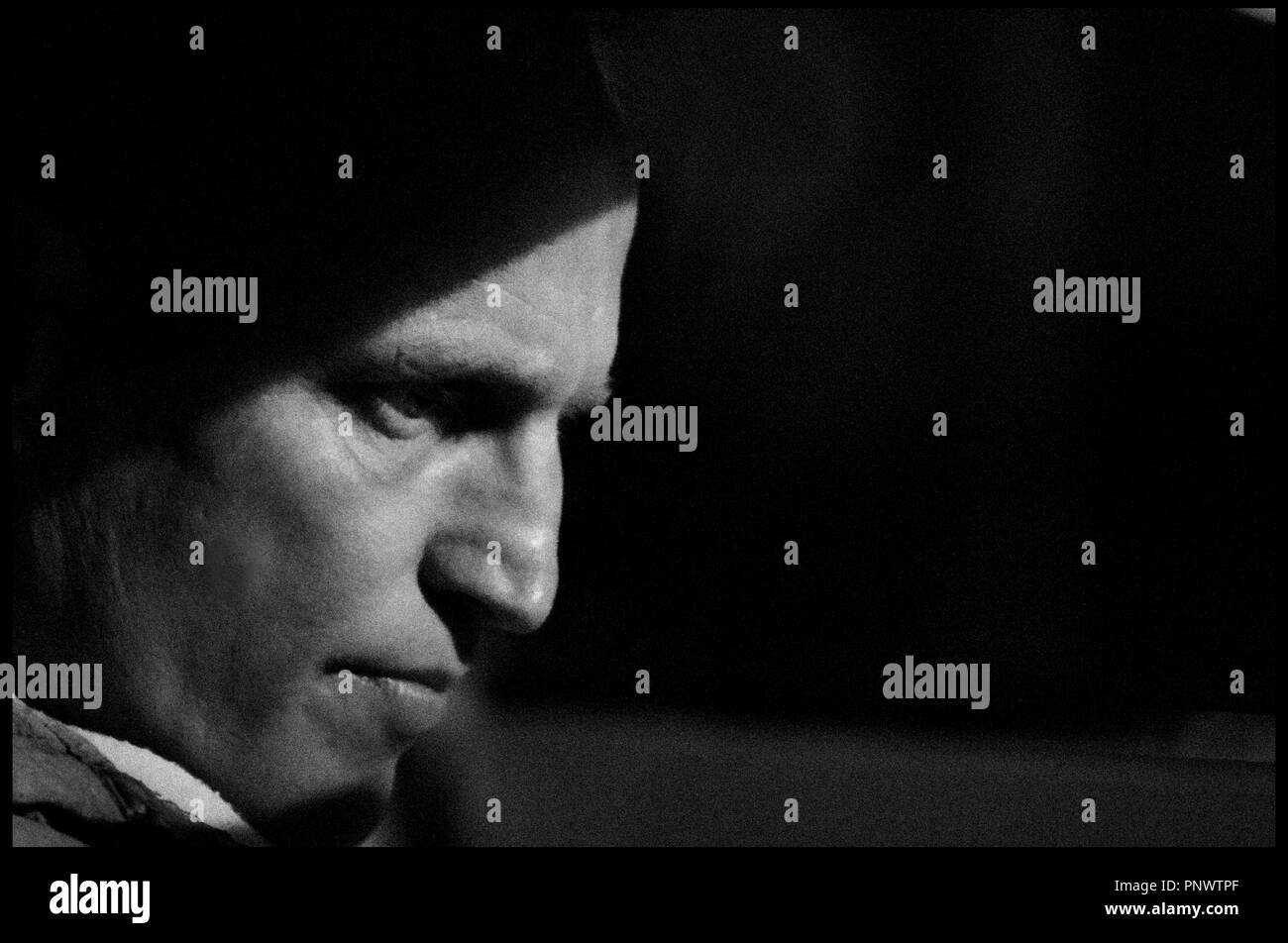Prod DB © Lightstream Pictures - Waypoint Ent. - Third Mind Pictures - Amalgam / DR RAMPART de Oren Moverman 2011 USA avec Woody Harrelson scénario de James Ellroy - Stock Image