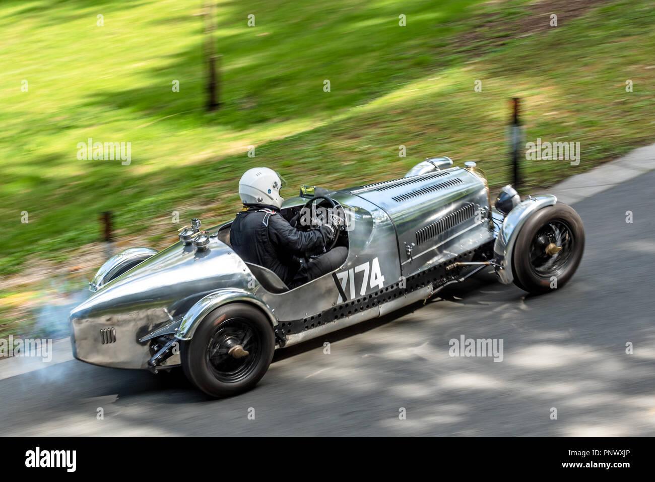 1937 Riley 9 - Stock Image