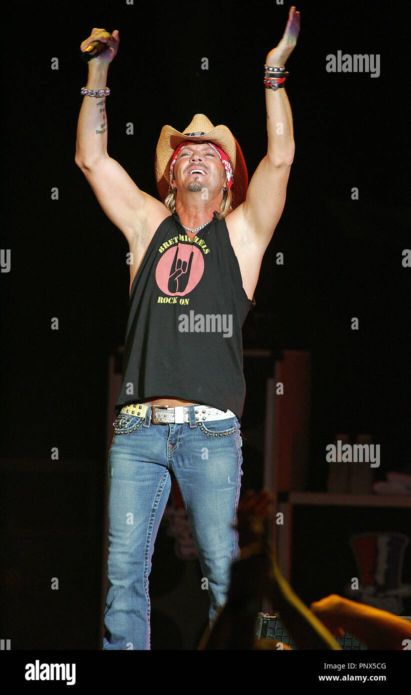 bret michaels stock photos bret michaels stock images alamy. Black Bedroom Furniture Sets. Home Design Ideas