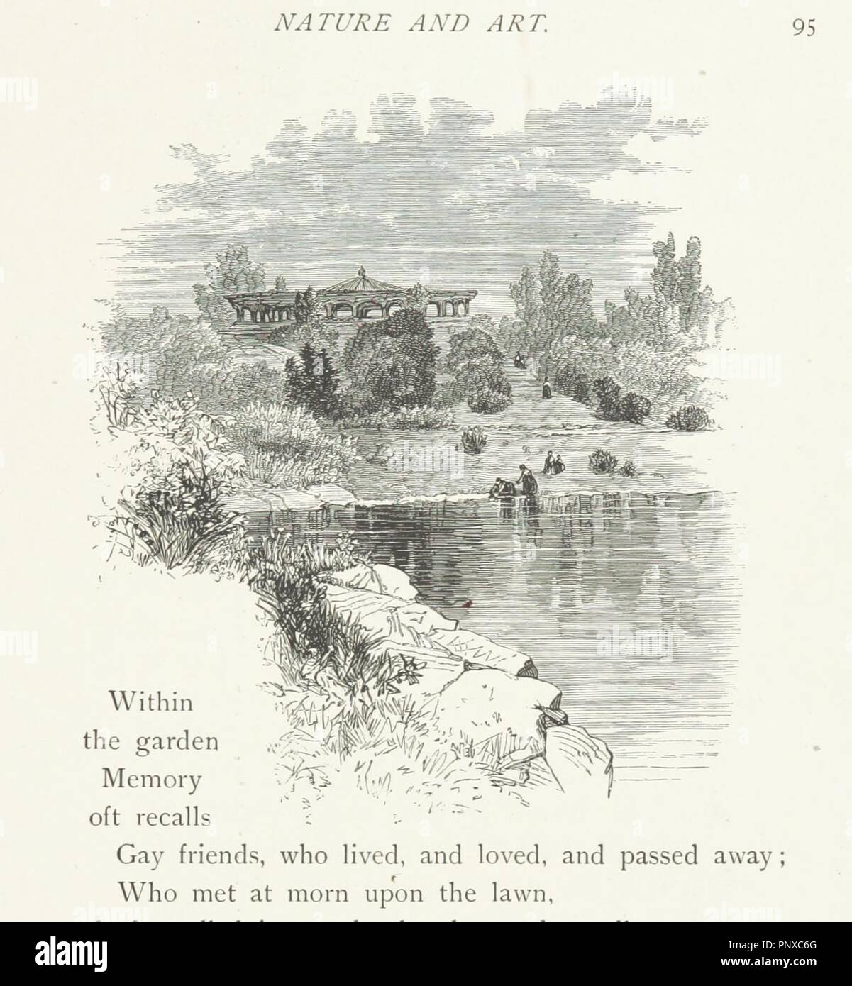 Image From Page 119 Of Nature And Art Poems And Pictures