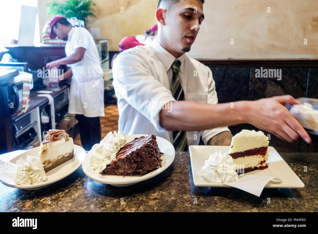 West Palm Beach Florida City Place Cityplace Cheesecake Factory
