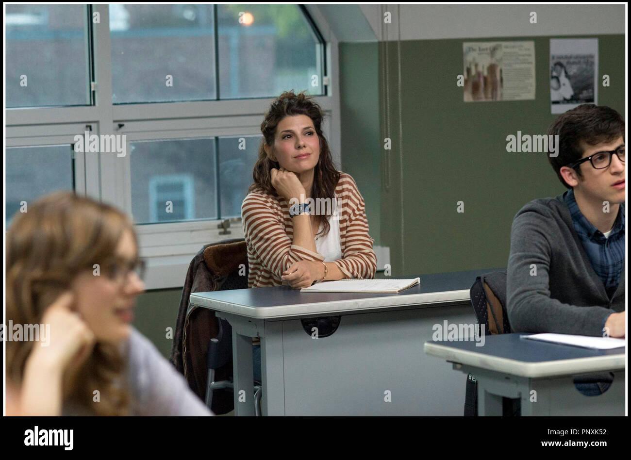 Prod DB © Castle Rock Entertainment / DR THE REWRITE de Marc Lawrence 2014 USA avec Marisa Tomei - Stock Image