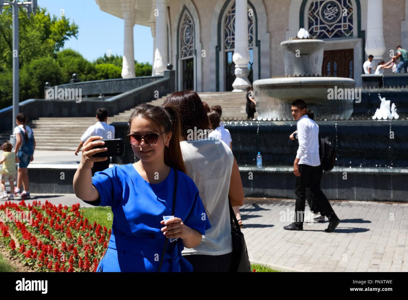 Girls tashkent hot Top