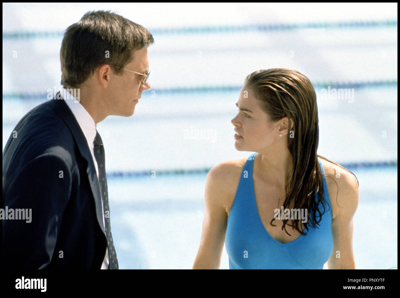 Prod DB © Mandalay / DR SEXCRIMES (WILD THINGS) de John Mc Naughton 1998 USA avec Kevin Bacon et Denise Richards - Stock Image