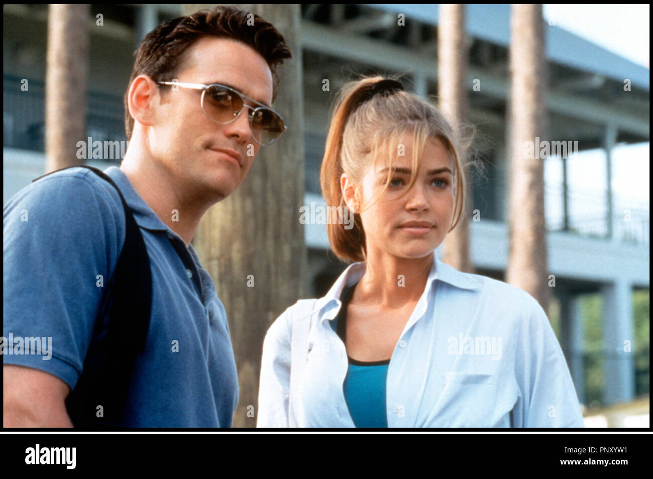 Prod DB © Mandalay / DR SEXCRIMES (WILD THINGS) de John Mc Naughton 1998 USA avec Matt Dillon et Denise Richards - Stock Image