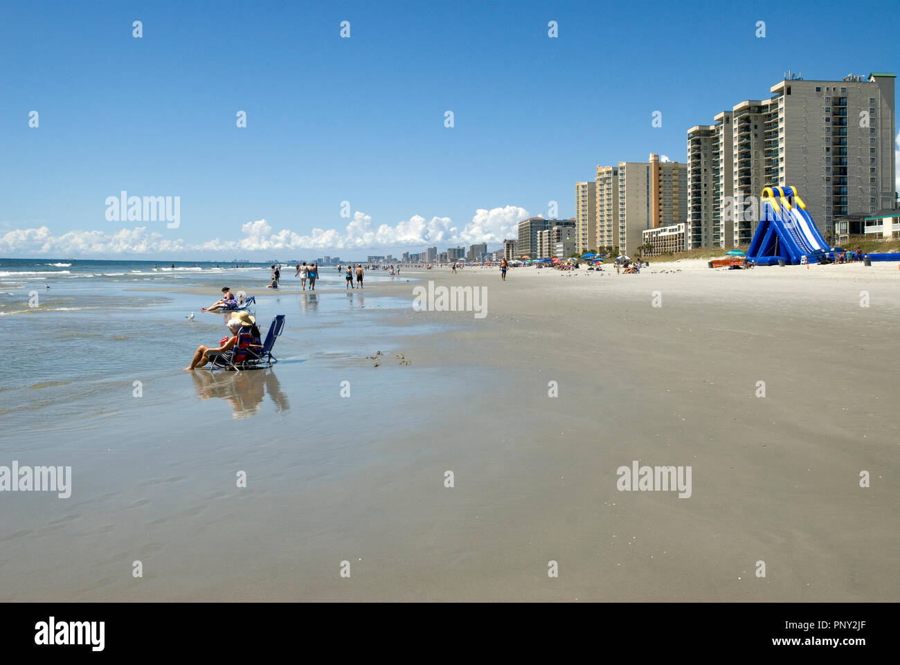 North Myrtle Beach South Carolina USA - Stock Image