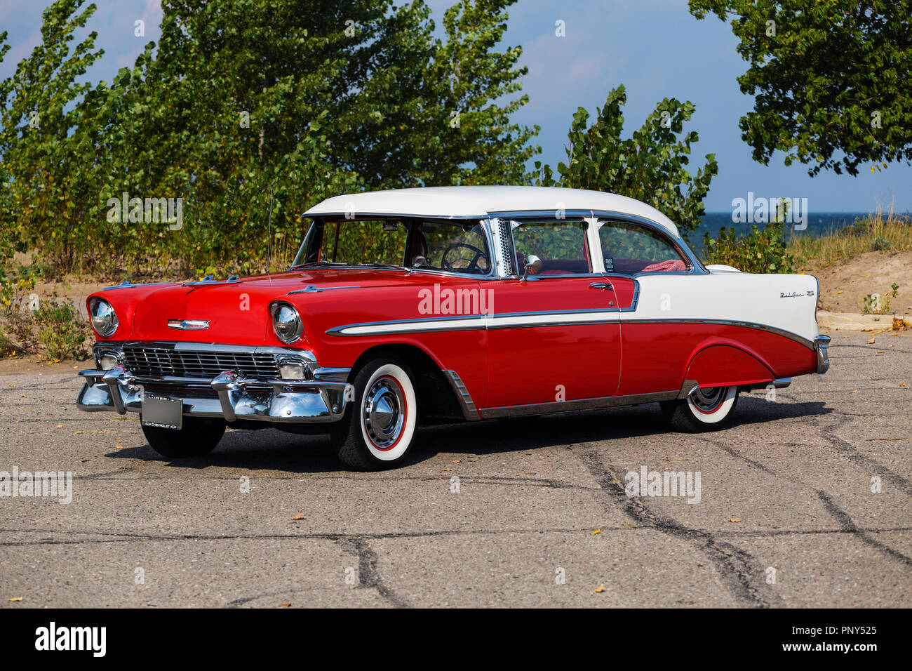 1956 Chevy Stock Photos 1956 Chevy Stock Images Alamy