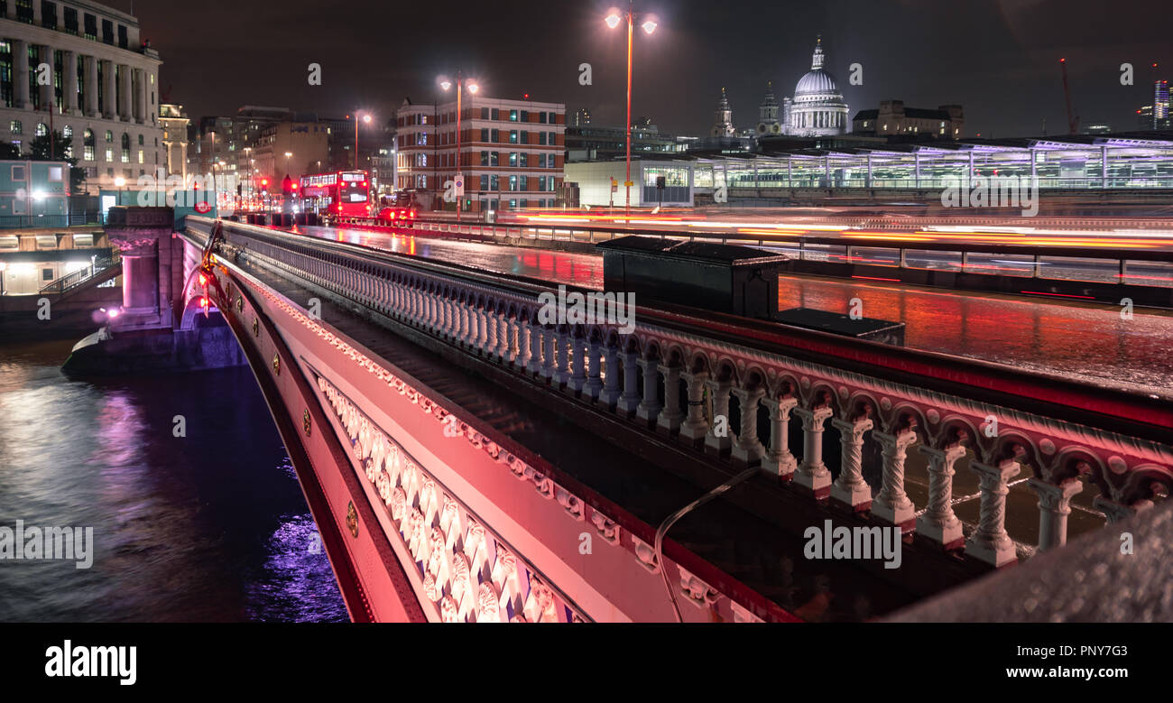 London city life - Stock Image