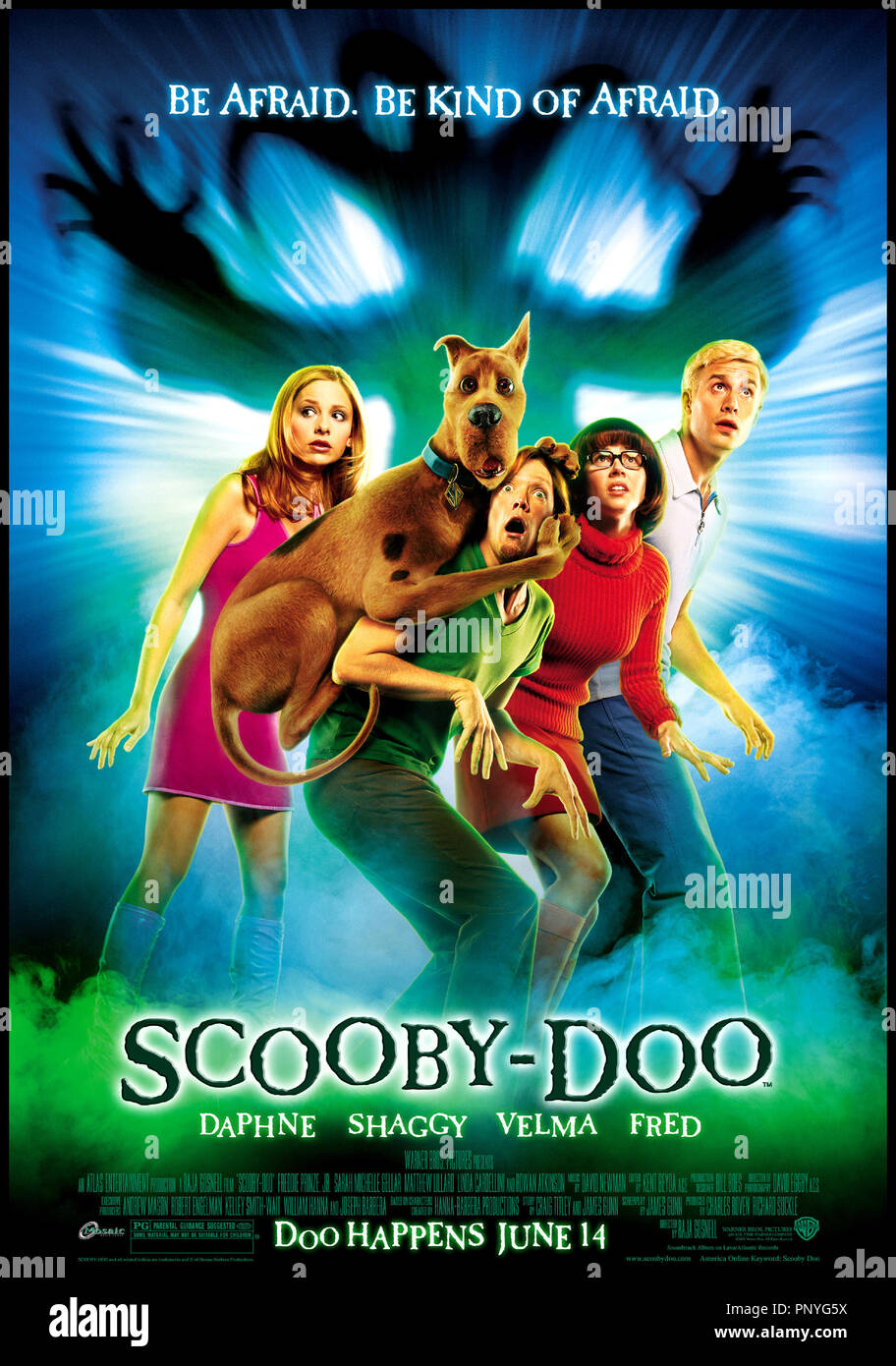 Scooby doo scooby 2002 stock photos scooby doo scooby 2002 stock images alamy - Personnage scooby doo ...