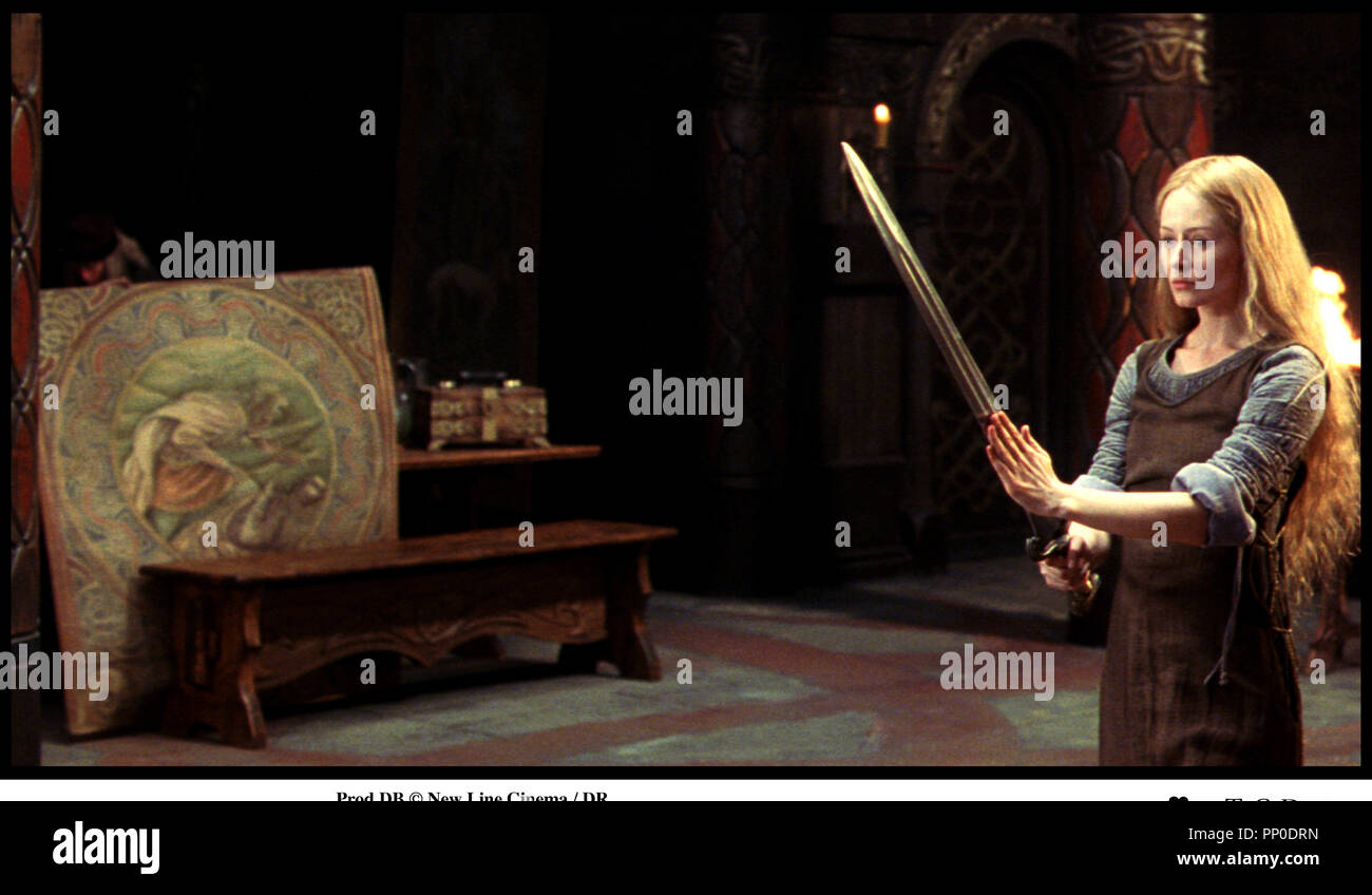 miranda otto the lord of the rings stock photos miranda otto the lord of the rings stock. Black Bedroom Furniture Sets. Home Design Ideas