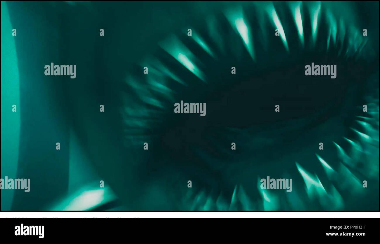 Prod DB © Incentive Filmed Entertainment - Next Films - Sierra Pictures / DR SHARK 3D (SHARK NIGHT 3D) de David R. Ellis 2011 USA requin, monstre, horreur Stock Photo