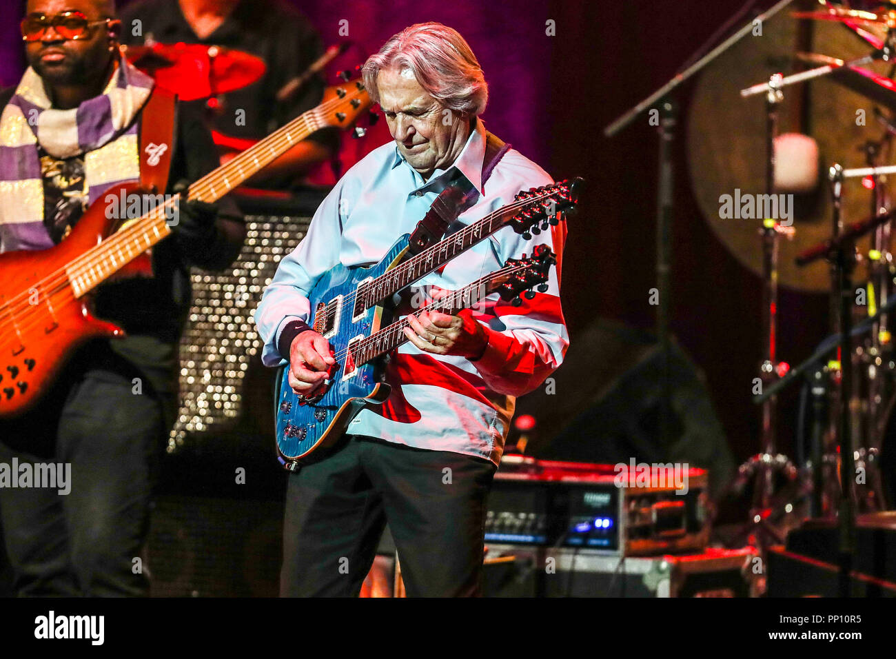 Jazz Pioneer - guitarist John McLaughlin 26