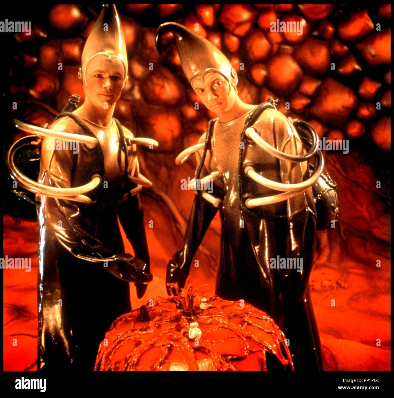 Prod DB © NRK Drama / DR SIMON AU PAYS DES GLOBULES (JAKTEN PA NYRESTEINEN) de Vibeke Idsoe 1996 NORVEGE avec Torbjorn T. Jensen fantastique, enfant, super-heros - Stock Image
