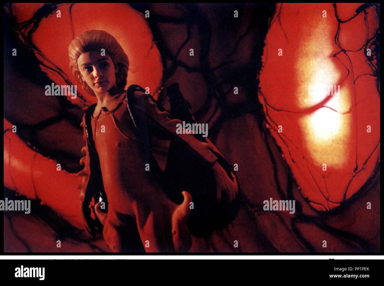 Prod DB © NRK Drama / DR SIMON AU PAYS DES GLOBULES (JAKTEN PA NYRESTEINEN) de Vibeke Idsoe 1996 NORVEGE avec Torbjorn T. Jensen fantastique, enfant, super-hŽros - Stock Image