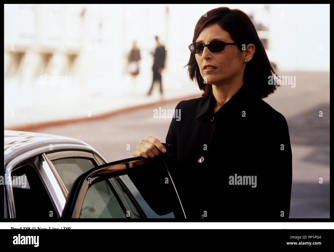 Prod DB ©ÊNew Line / DR SIMONE (S1MONE) de Andrew Nicol 2002 USA avec Catherine Keener portrait - Stock Image