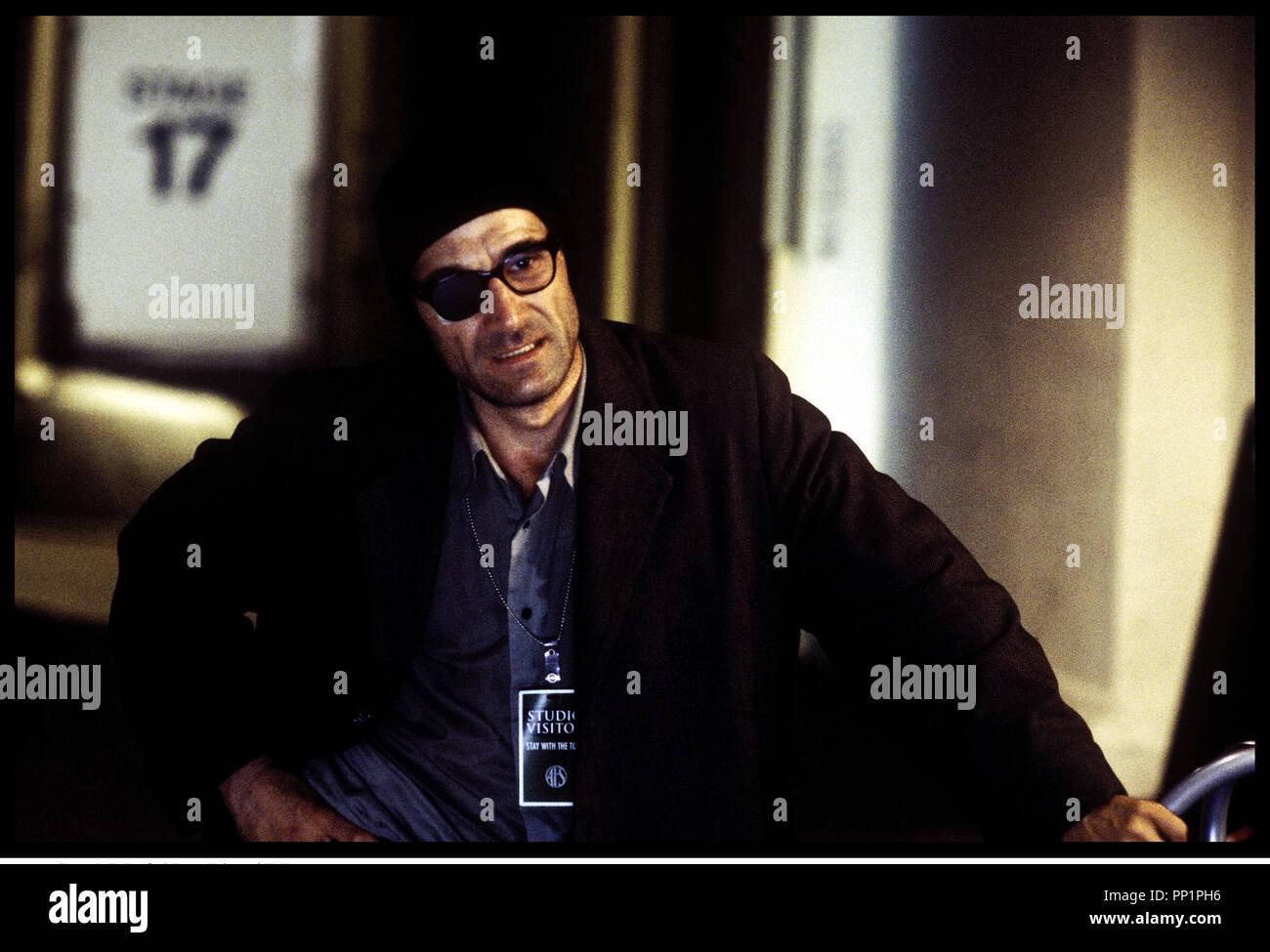 Prod DB ©ÊNew Line / DR SIMONE (S1MONE) de Andrew Nicol 2002 USA avec Elias Koteas borgne - Stock Image