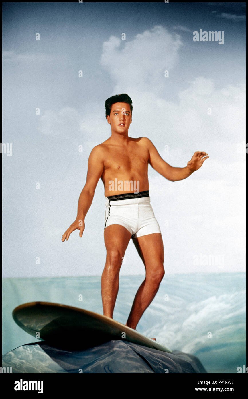 Elvis Presley 1961 Stock Photos & Elvis Presley 1961 Stock Images ...