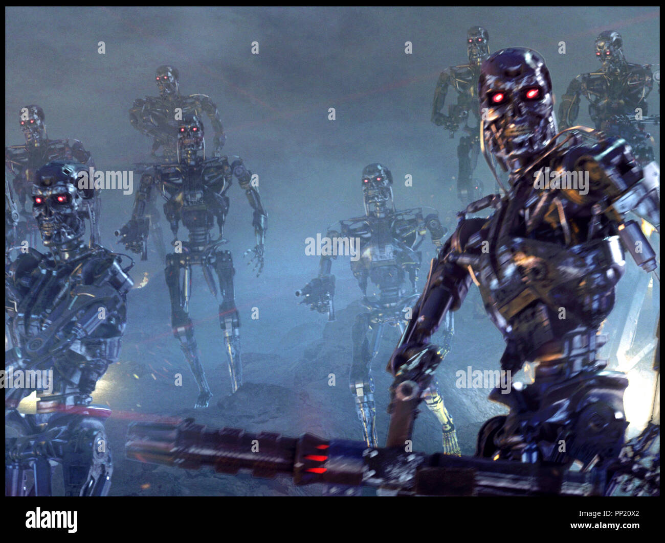 Rise Of The Robots Stock Photos & Rise Of The Robots Stock