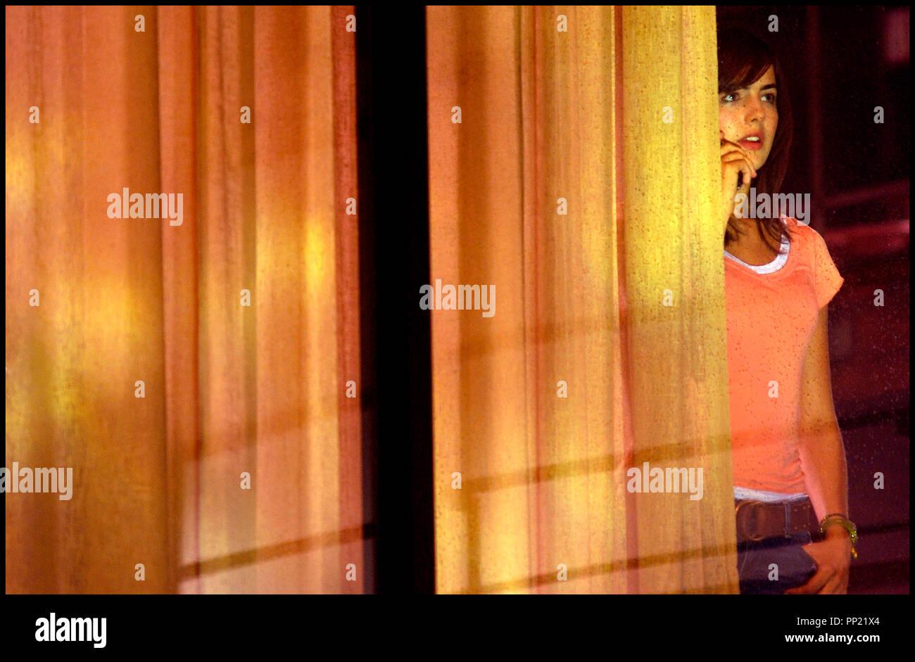 Prod DB © Screen Gems - Davis / DR TERREUR SUR LA LIGNE (WHEN A