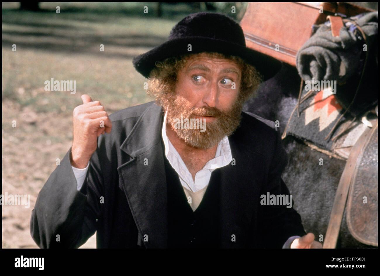 Prod DB © Warner Bros. / DR UN RABBIN AU FAR WEST (THE FRISCO KID) de Robert Aldrich 1979 USA avec Gene Wilder western Stock Photo