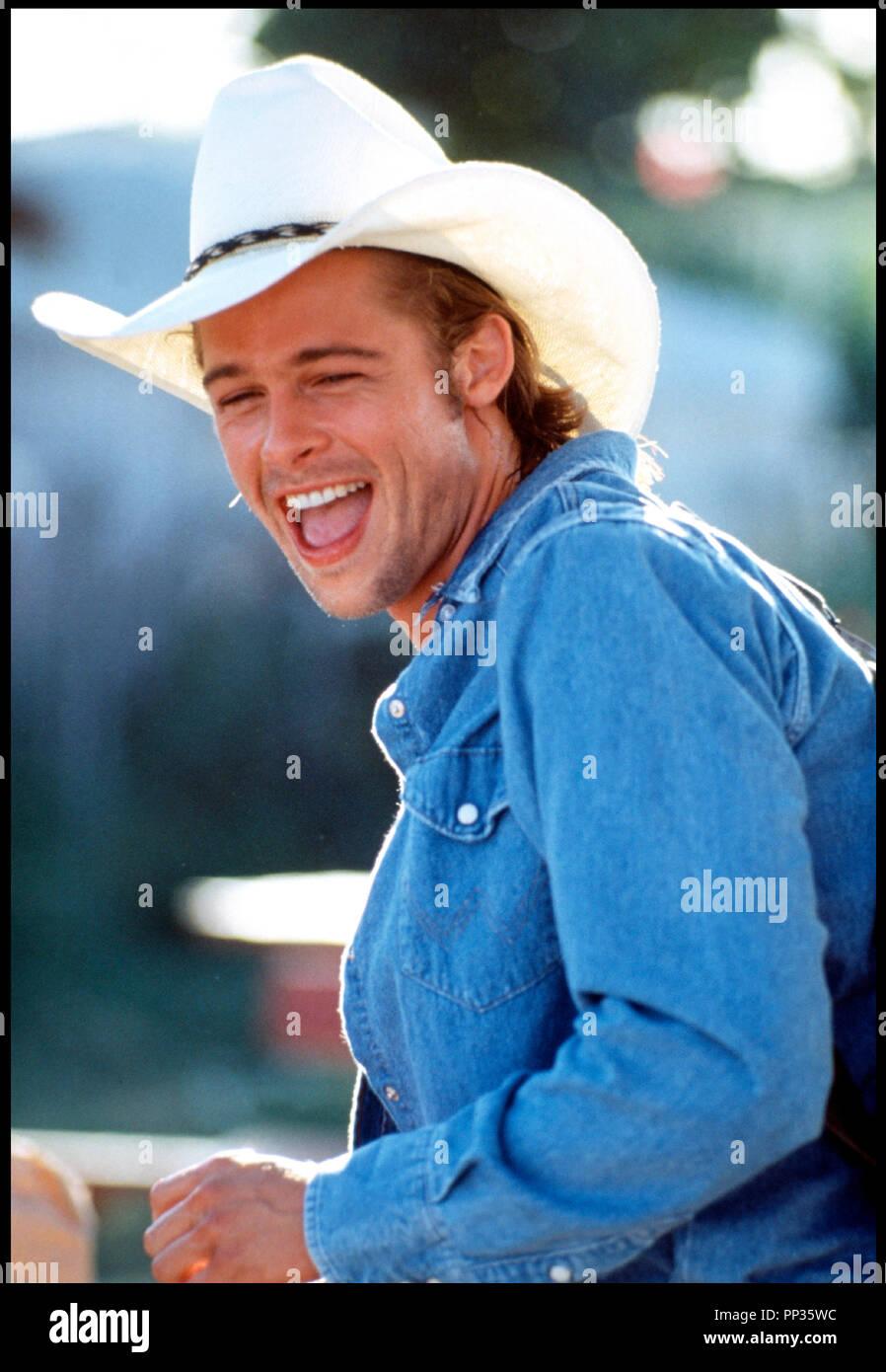 e576d4c0978 Prod DB © MGM - Pathe Entertainment   DR THELMA ET LOUISE (THELMA AND  LOUISE) de Ridley Scott 1991 USA avec Brad Pitt stetson