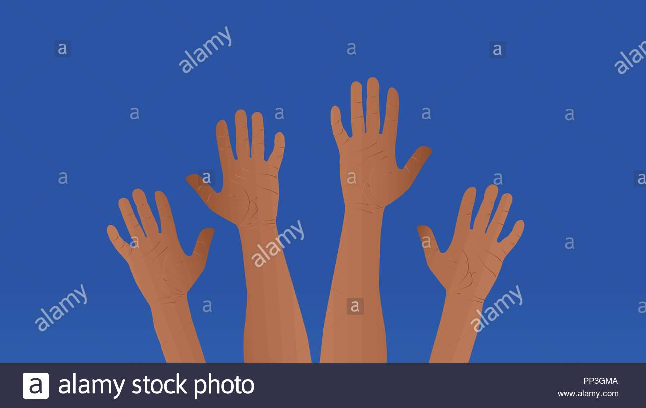 Volunteers needed banner design - Stock Vector