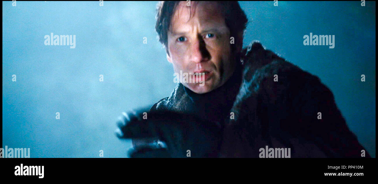 Prod DB © Crying Box Productions - Ten Thirteen Productions - Twentieth Century-Fox Film Corporation / DR X-FILES - REGENERATION (THE X-FILES: I WANT TO BELIEVE) de Chris Carter 2008 USA/CAN. avec David Duchovny d'apres la serie TV tele, suite, sequelle, - Stock Image