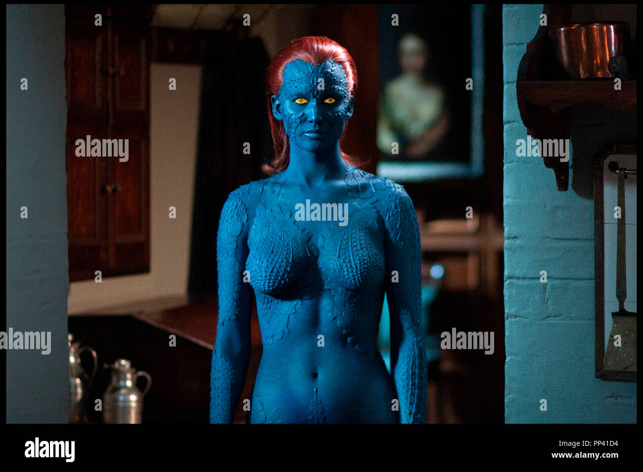 Mystique X Men Stock Photos & Mystique X Men Stock Images ...