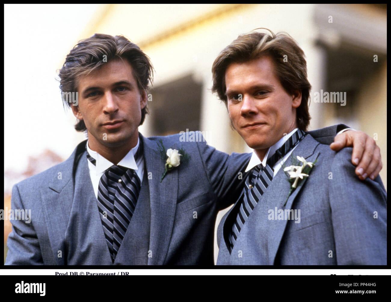 Prod DB © Paramount / DR LA VIE EN PLUS (SHE'S HAVING A BABY) de John Hughes 1988 USA avec Alec Baldwin et Kevin Bacon Stock Photo