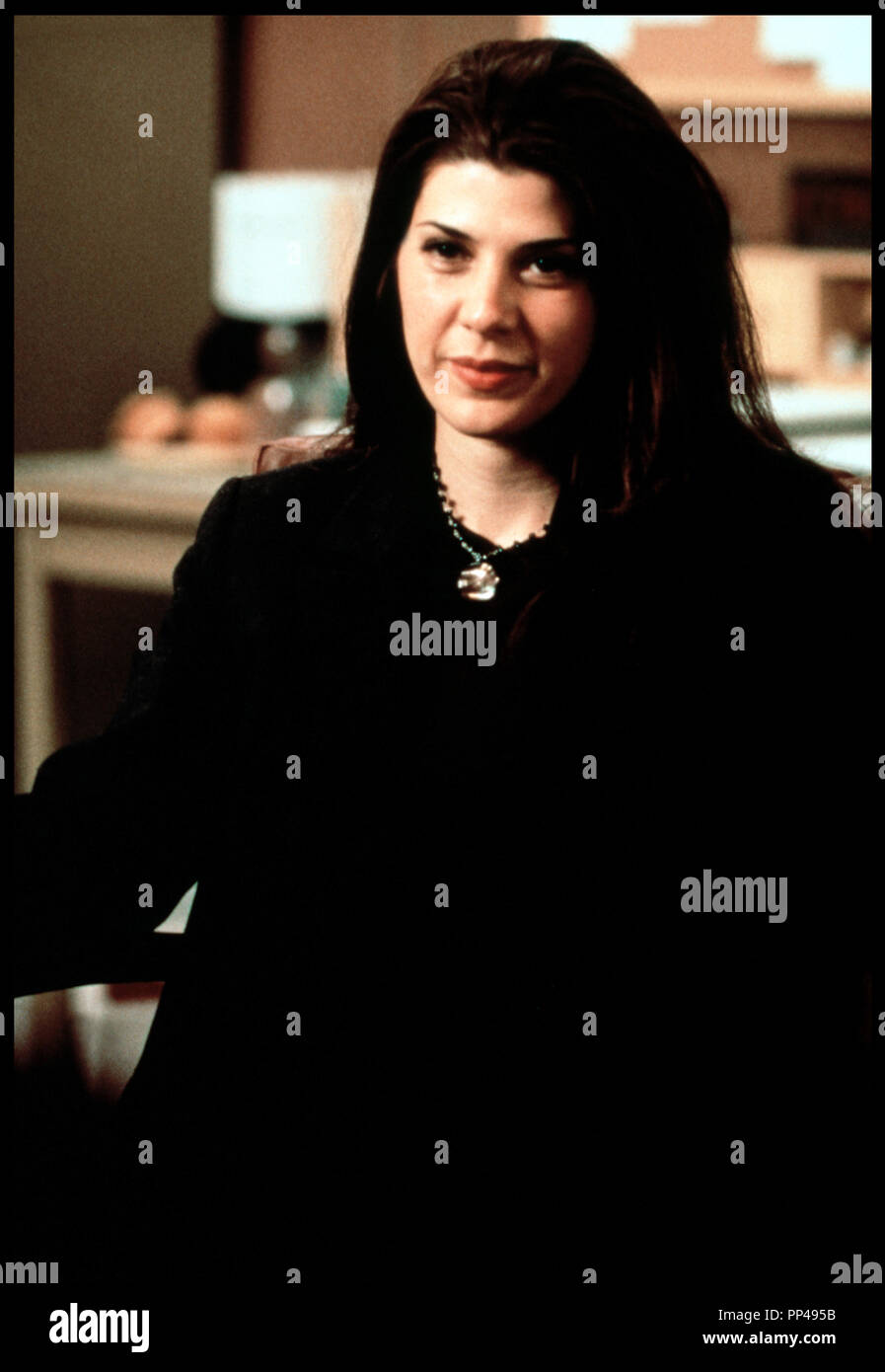 Prod DB © Chicago Studio City / DR THE WATCHER de Joe Charbanic 2000 USA avec Marisa Tomei  portrait - Stock Image