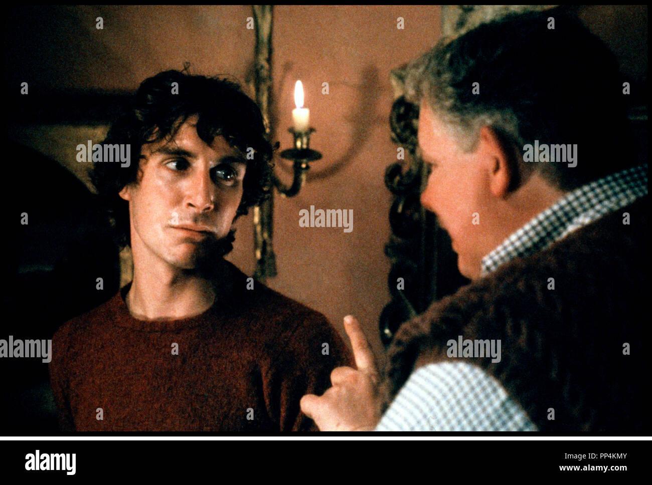 Prod DB © Handmade Films / DR WITHNAIL ET MOI (WITHNAIL & I) de Bruce Robinson 1987 GB avertissement, intimidation, - Stock Image