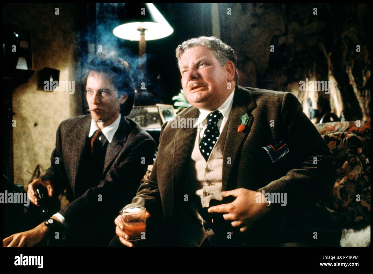 Prod DB © Handmade Films / DR WITHNAIL ET MOI (WITHNAIL & I) de Bruce Robinson 1987 GB cigarette, - Stock Image