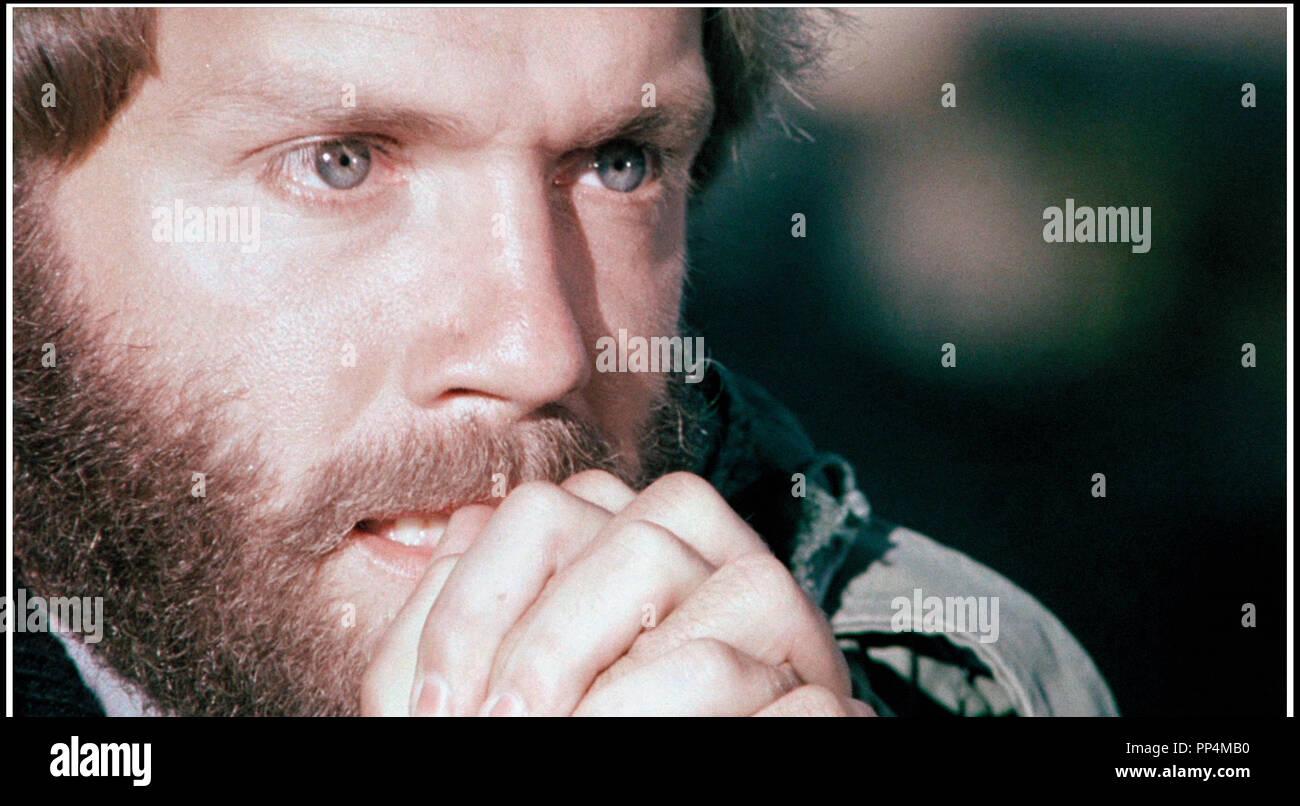 Prod DB © Melvin Simon Productions / DR WOLF LAKE de Burt Kennedy 1980 USA avec David Huffman - Stock Image