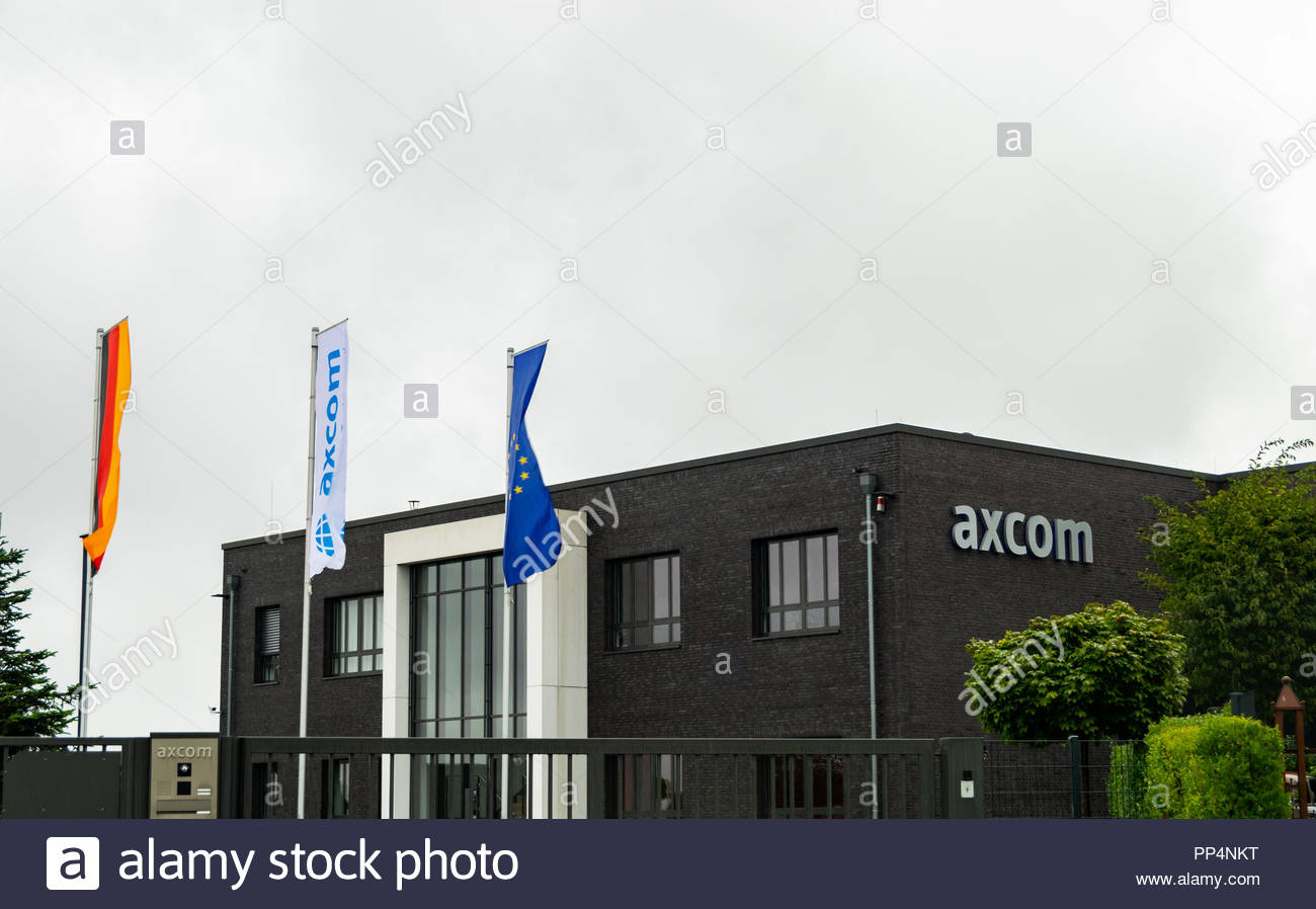 Battery Lab Stock Photos Images Alamy Integrated Circuitvintage Editorial 09232018 Willich Germany Axcom Headquarter Building Image