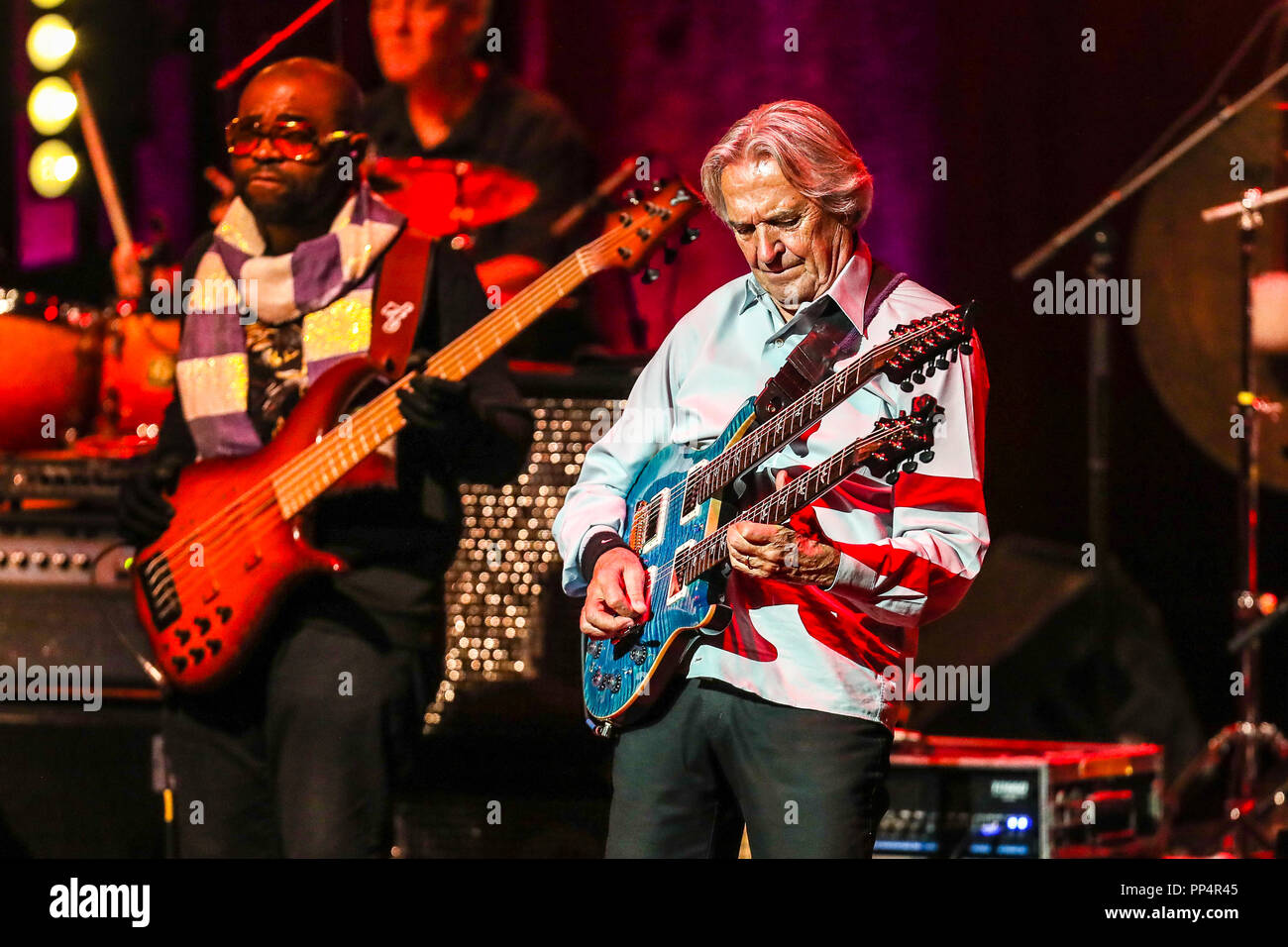 Jazz Pioneer - guitarist John McLaughlin 99