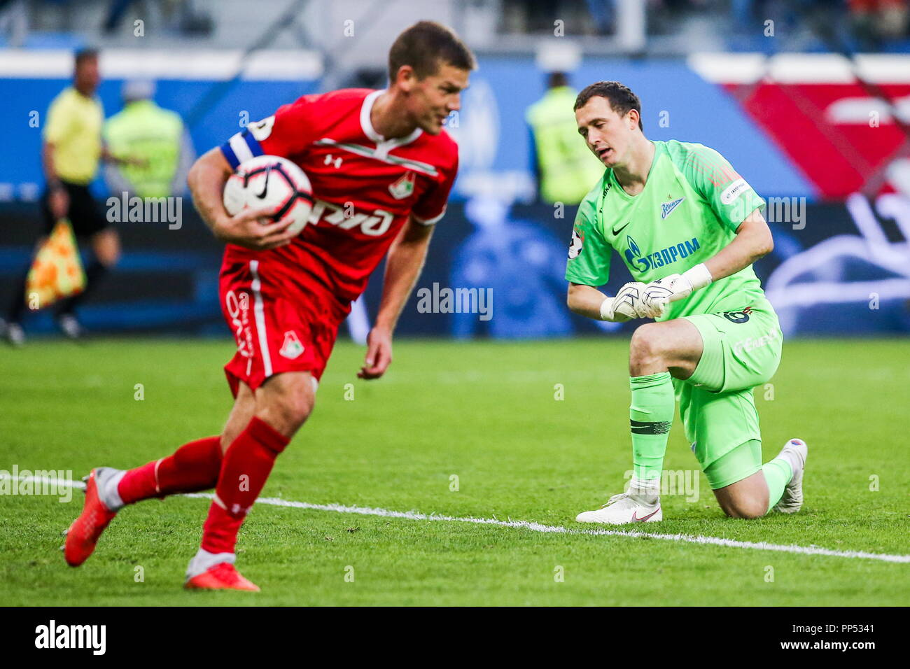 Igor Denisov: Zenith for me is an ordinary rival 46