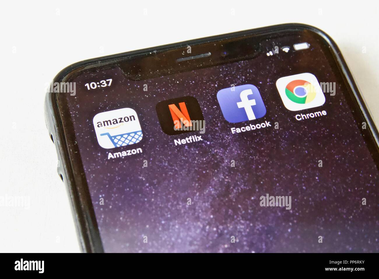 FAANG concept (Facebook,Apple,Amazon,Netflix,Google)  Amazon,Chrome