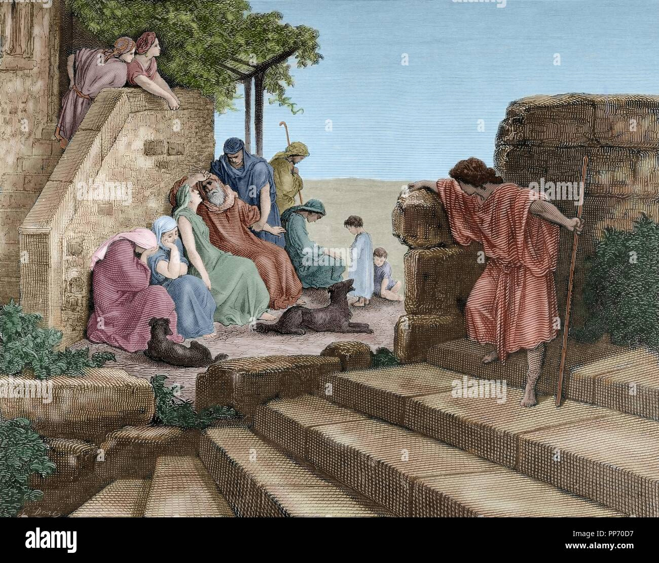 New Testament Parable Of The Prodigal Son The Prodigal Son In The