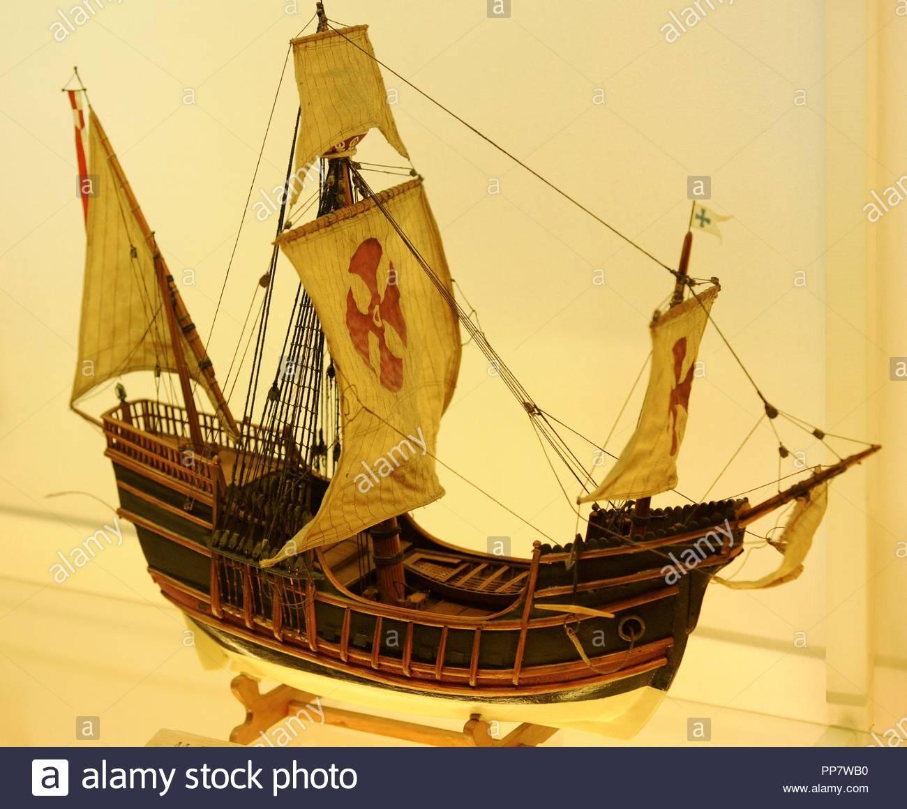 Historia De La Navegacion Edad Moderna Siglos Xv Xvi Europa