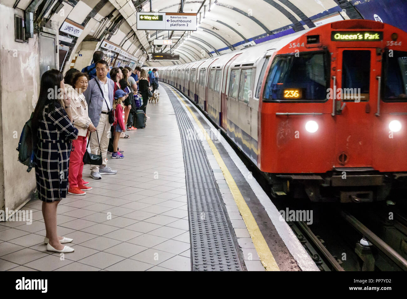 Asian public tube