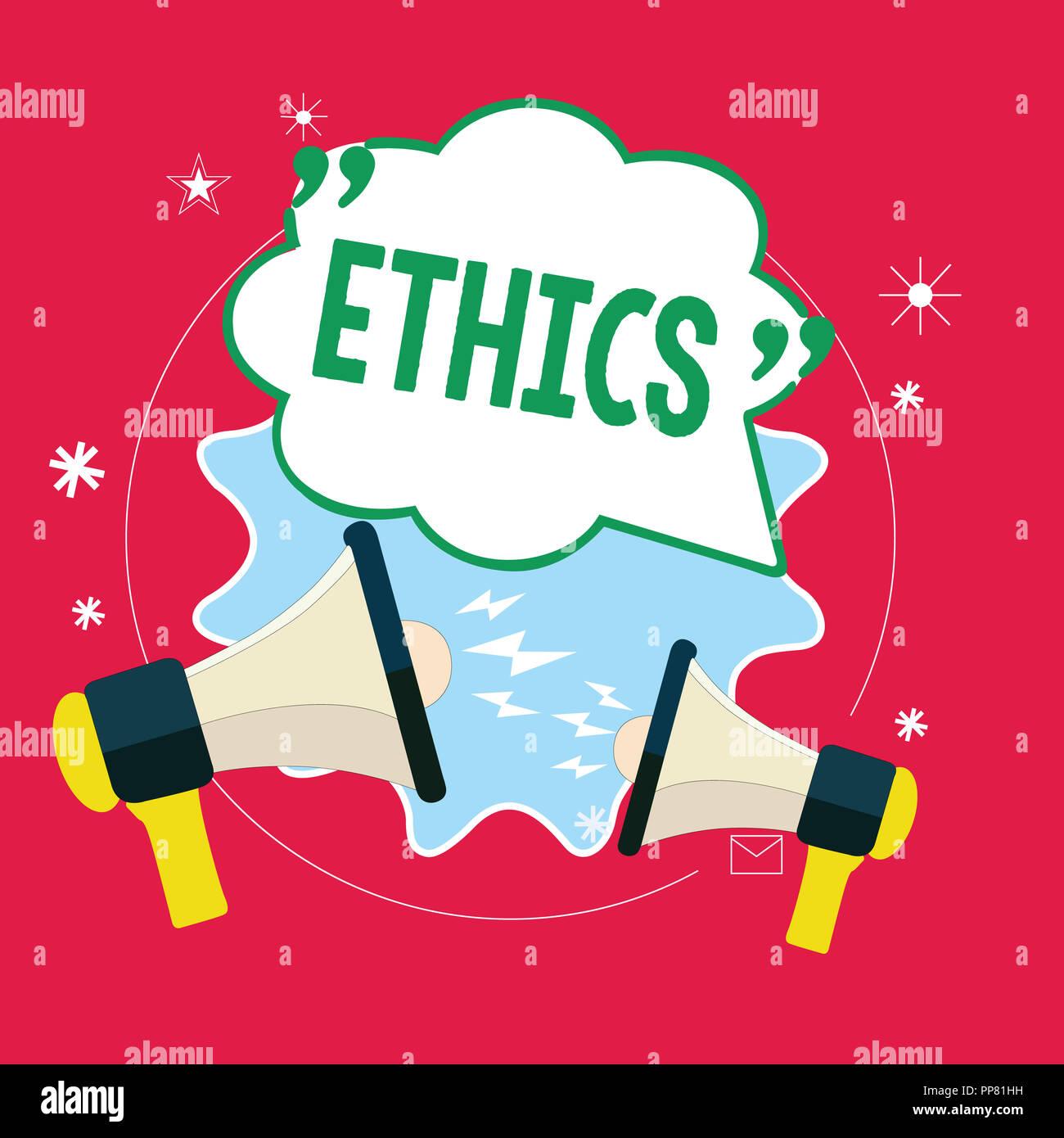 define a moral person