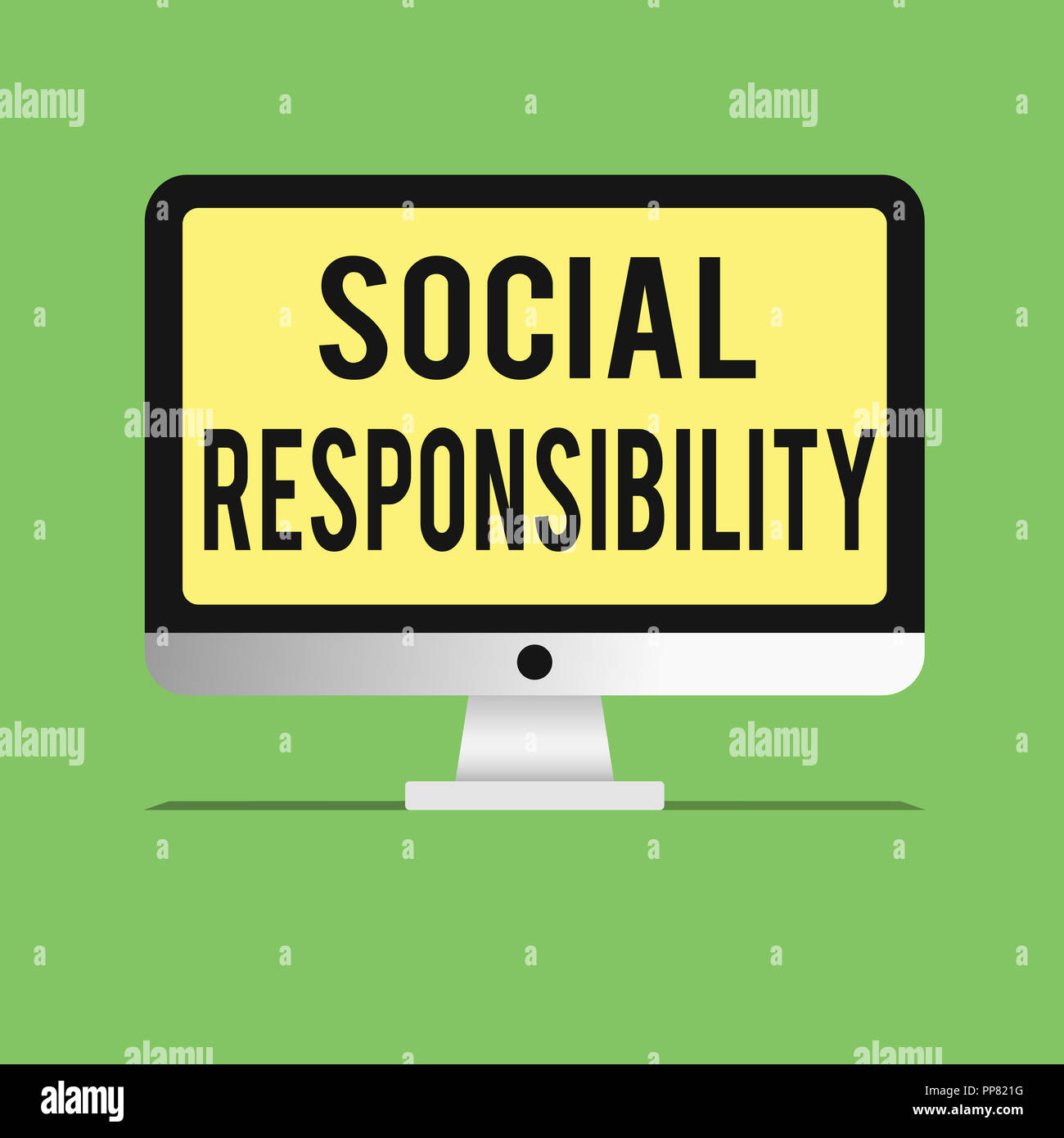 social responsibility of business towards society
