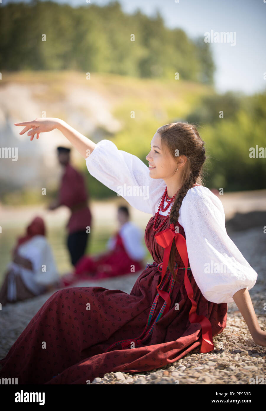 Amazing russian girl