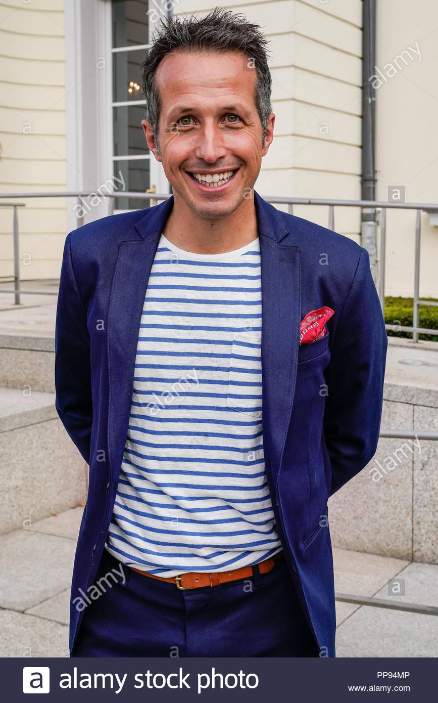 07.09.2018 - Willi Weitzel als Gast beim Bürgerfest des Bundespräsidenten 2018 auf Schloss Bellevue in Berlin. - Stock Image