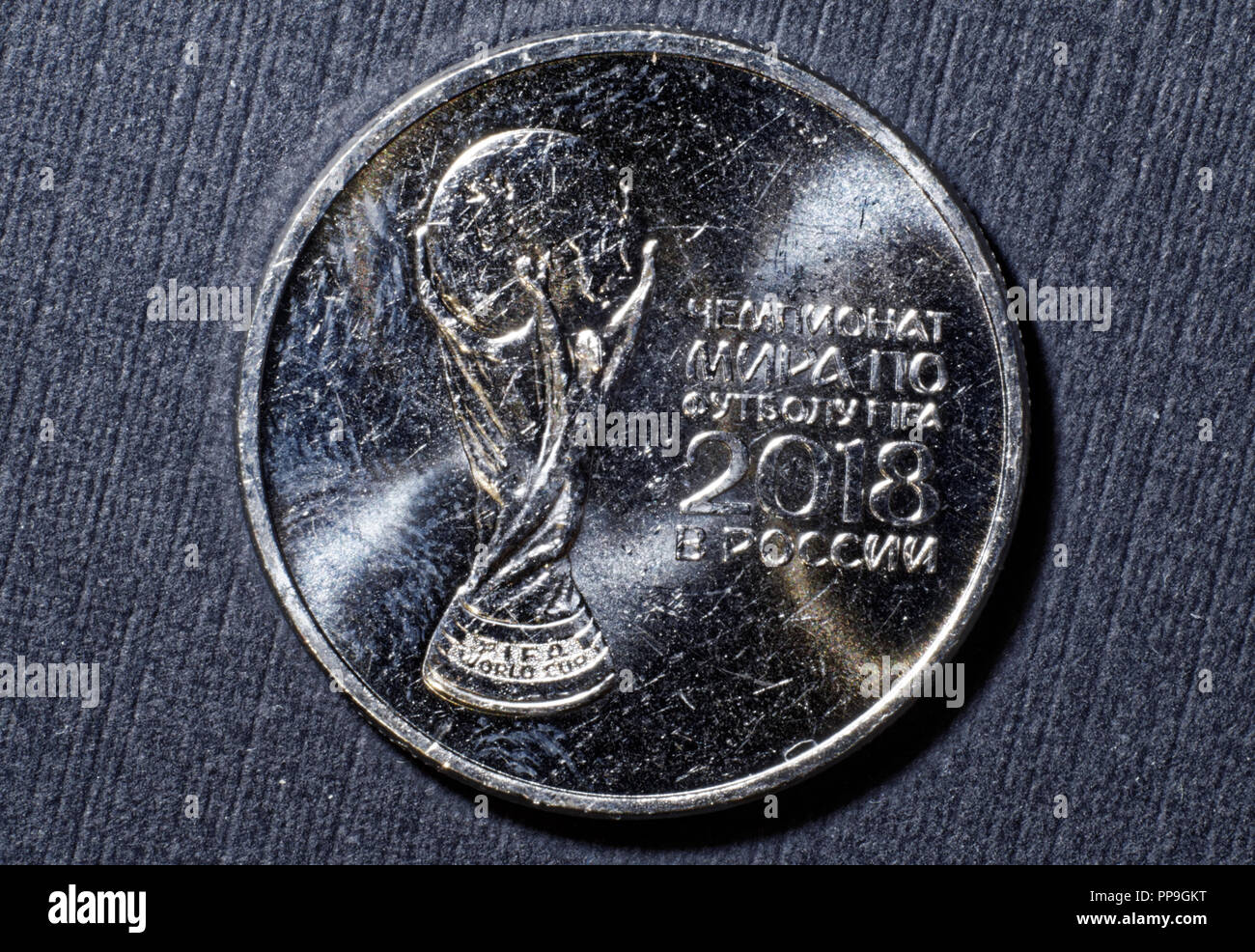 RUSSIA 25 RUBLES 2014 THE SOCHI WINTER OLYMPIC GAMES MASCOTS # 506