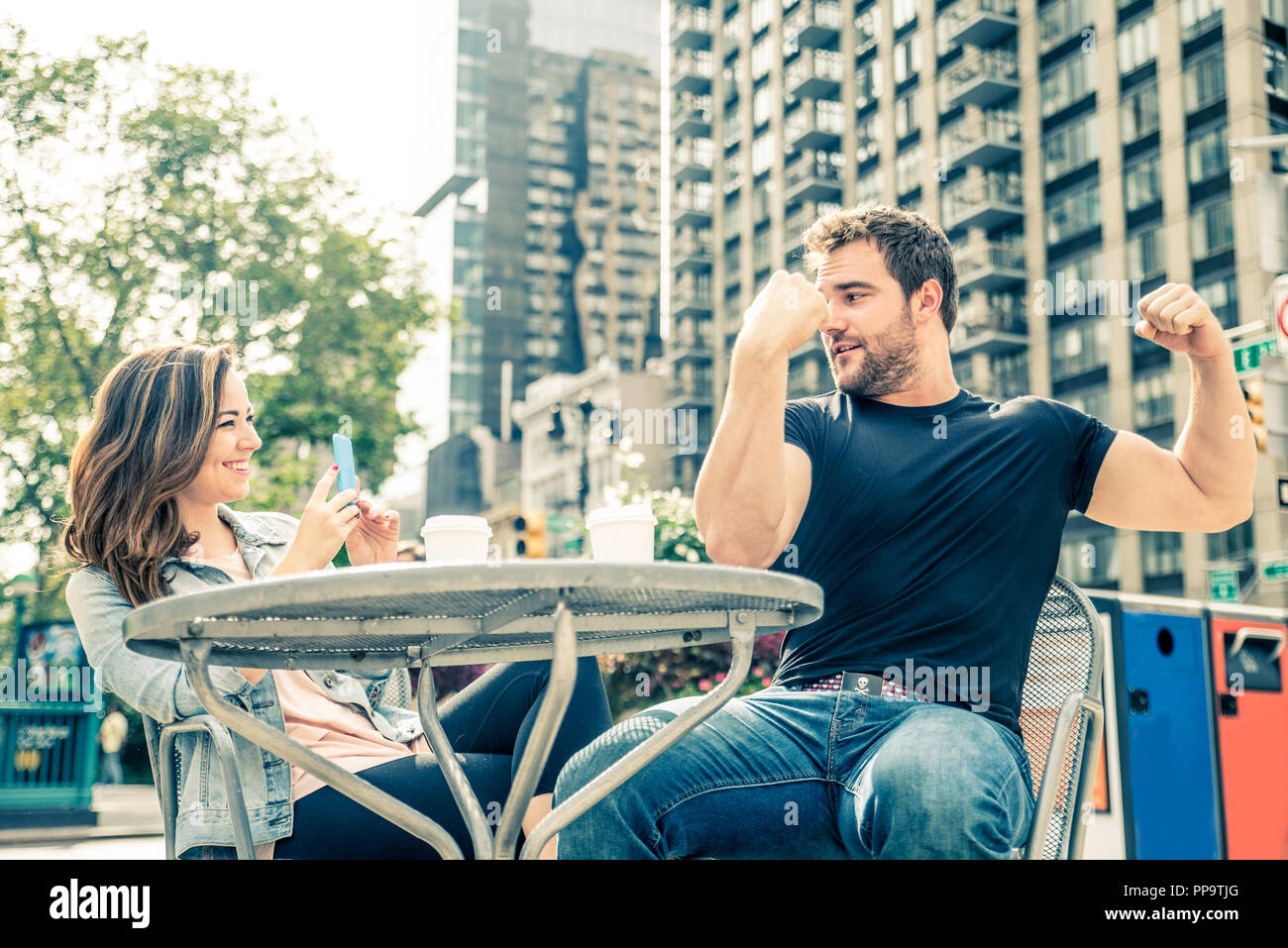 Dating In NYC Explained - Thrillist