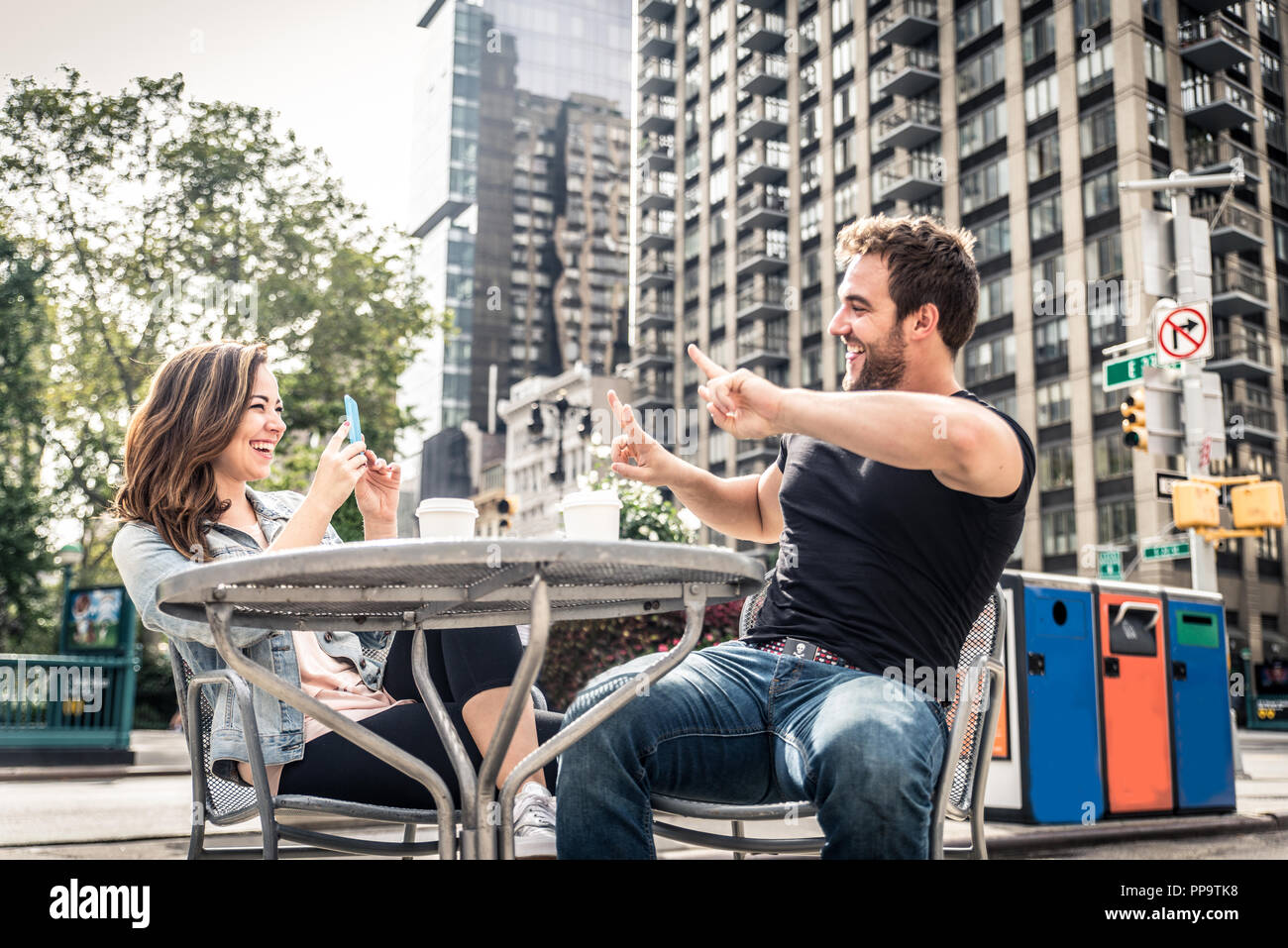 Manhattan dating
