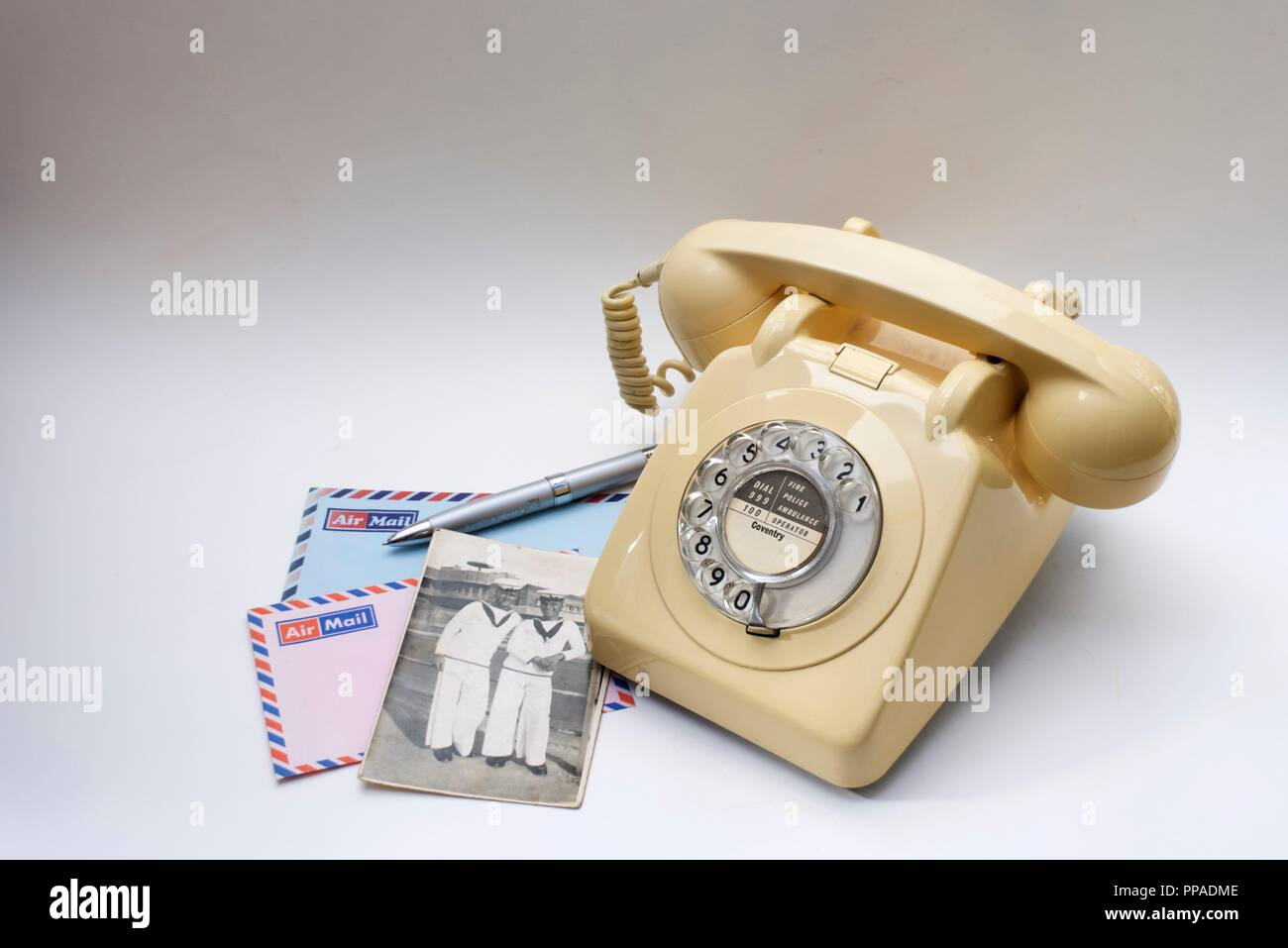 Sell Phone. - Stock Image